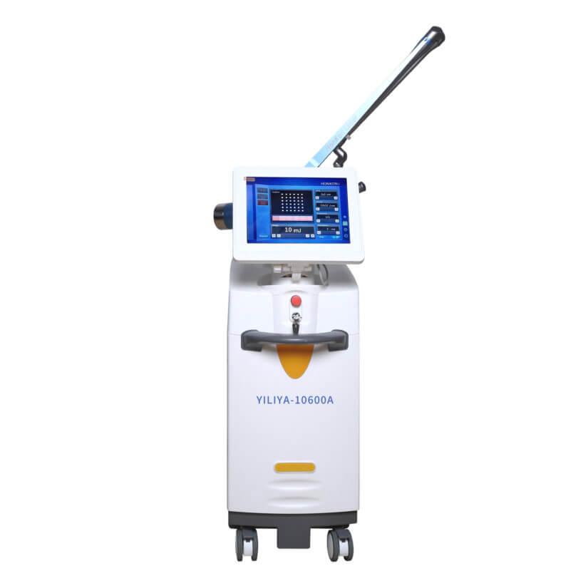 Фракционный лазер CO2 10600A