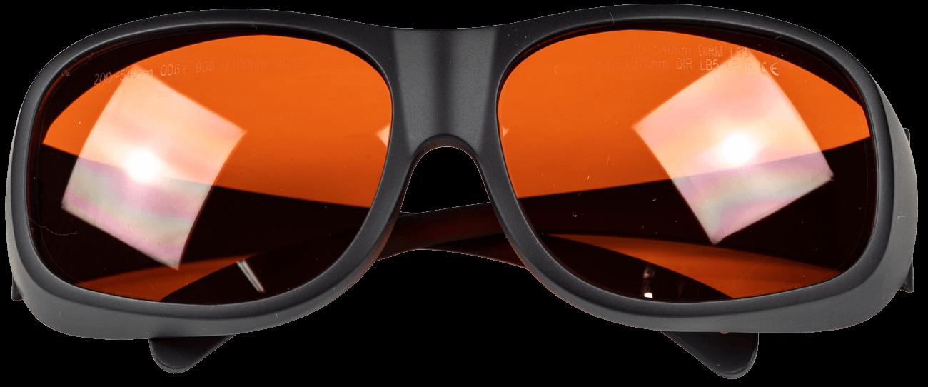 Защитные очки для неодимового лазера
