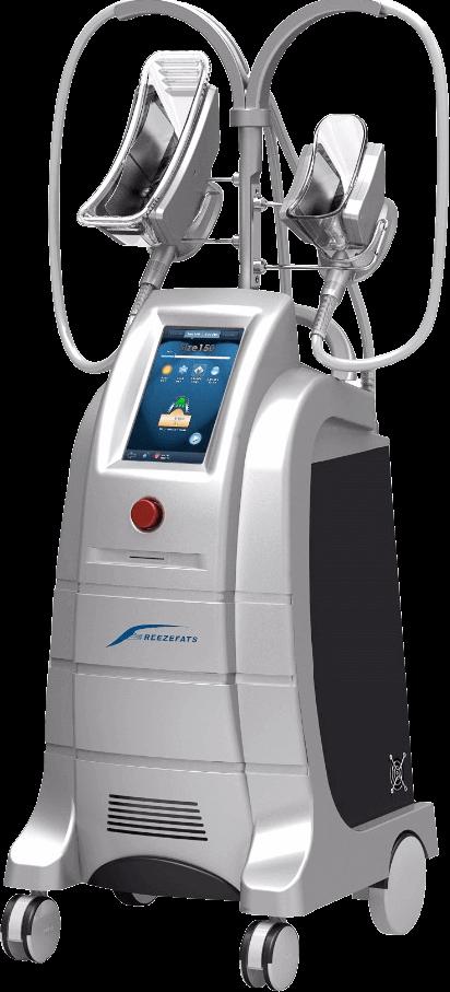 аппарат для криолипосакции с 4 манипулами beco etg50-4s