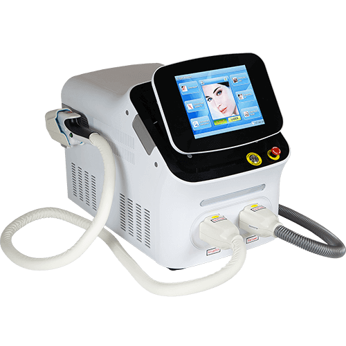 многофункциональный аппарат для эпиляции и удаления тату adss 4s