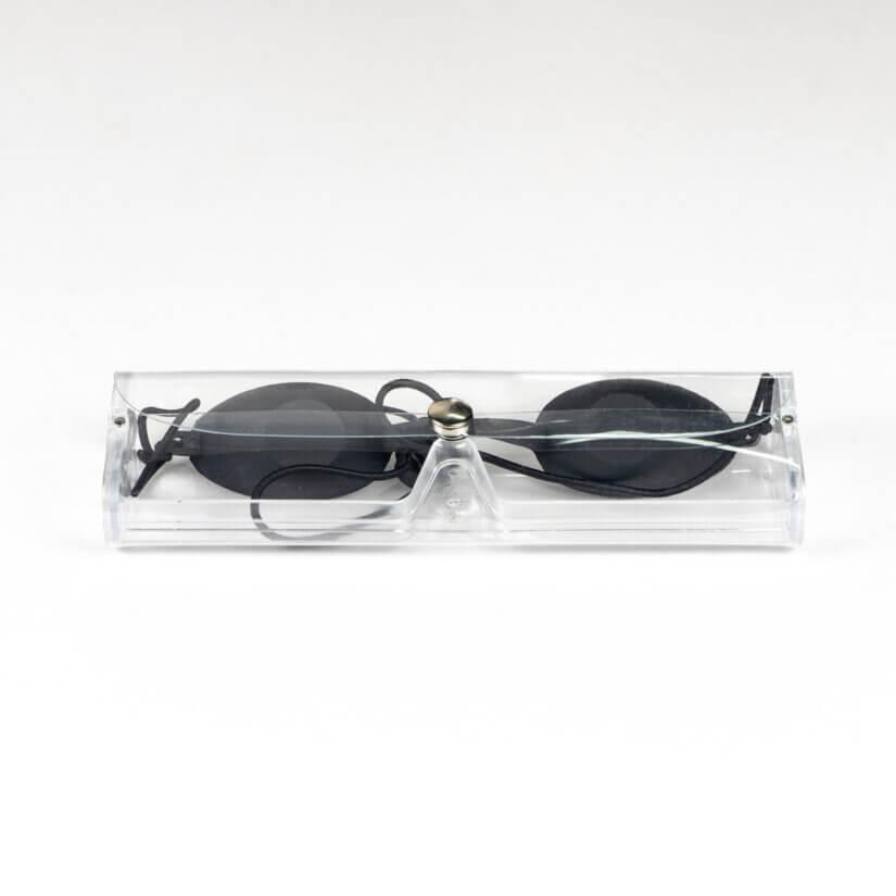 Защитные очки для клиента, черные